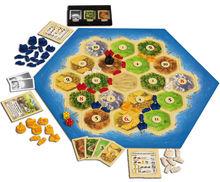 Colonistii din Catan ( Jocul de baza )