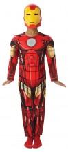 Costum Clasic Iron Man S