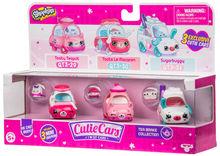 CUTIE CARS S3 PACHET 3 MASINUTE TEA BRAKE