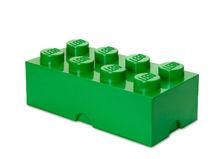 Cutie depozitare LEGO 2x4 verde inchis (40041734)