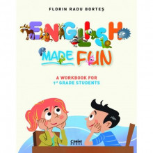 English made fun. A workbook for 1 grade students