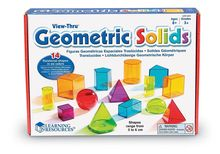 Forme geometrice colorate