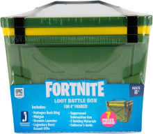 FORTNITE Set de accesorii in cutie de armament - Pathogen