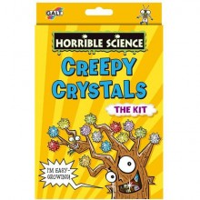 Horrible Science: Cristale ciudate