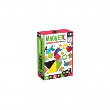 Joc cu piese magnetice - Montessori