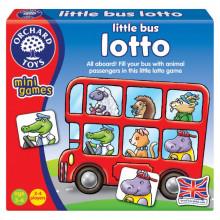 Joc de lotto - Micul autobuz