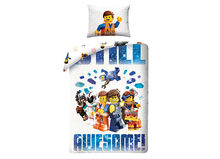 Lenjerie de pat LEGO Movie 2 (LM-2013BL)