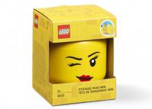 Mini cutie depozitare cap minifigurina LEGO - Whinky (40331727)