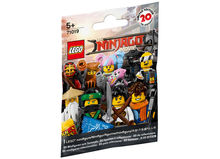 Minifigurine LEGO Ninjago Movie (71019)