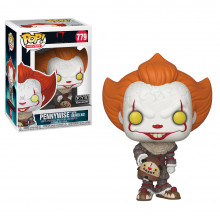 POP MOVIES: IT 2 - PENNYWISE WITH BEAVER HAT