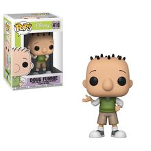 POP VINYL: DISNEY: DOUG: DOUG FUNNIE