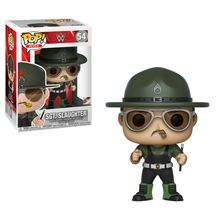 POP VINYL: WWE: SGT SLAUGHTER