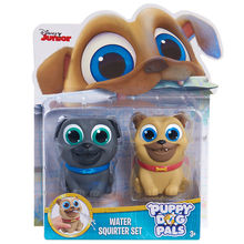 PUPPY DOG PALS FIGURINE DE BAIE