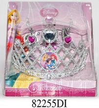 Set diadema si bijuterii (3 piese) - Disney Princess