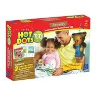 Set Hot Dots - 2 carti interactive- Animale