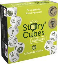 STORY CUBES CALATORII