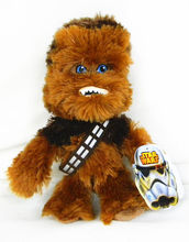 SW Classic Plus Chewbacca 17 cm