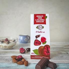 Ariljska malina čokoladirana