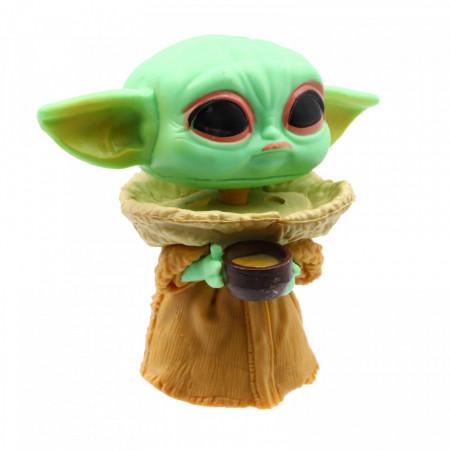 Figurina POP! Star Wars - Mandalorin, Baby Yoda, YD-2