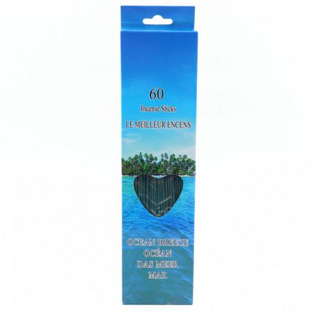 Set 60 buc, Betisoare parfumate, aroma Ocean, 26 cm
