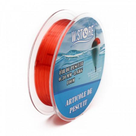 Fir nylon, guta peste, 100 m, 0.30 mm
