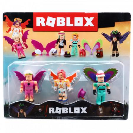 Set 3 Figurine Roblox si prietenii