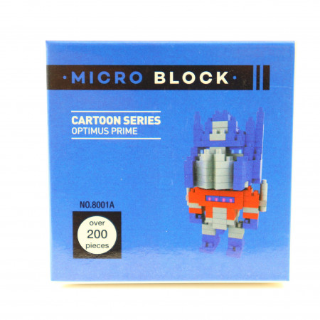 Set de constructie Lego, Optimus Prime, 200 piese