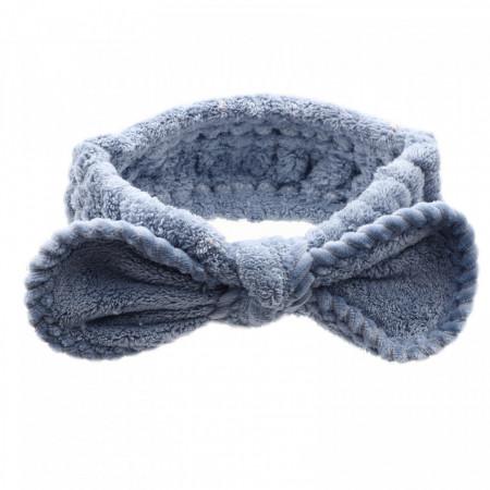 Bentita pentru baie / cosmetica, elastica, 20 x 7.5, Albastru