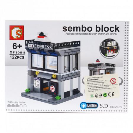 Set de constructie Lego, Schimb valutar, 122 piese