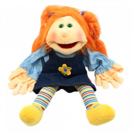 Papusa de mana / marioneta, Tanni, Living Puppets, 45 cm