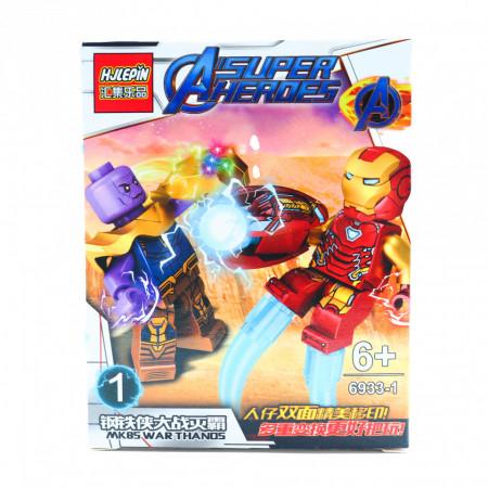 Mk85 in razboi cu Thanos, Figurina
