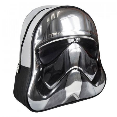 Rucsac Star Wars Stormtrooper, 3D Metalizat, 32 x 25 cm