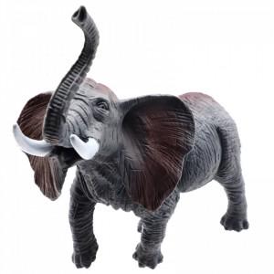 Figurina animal salbatic, Elefant, 18 cm