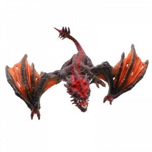 Figurina Dragonul de foc, 22 x 22 cm