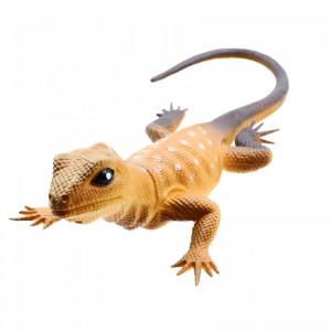 Figurina Reptila, Gecko, Maro, 25 cm