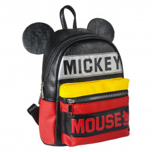 Rucsac casual din piele, Mickey, Disney, 22 x 27 x 12.5 cm
