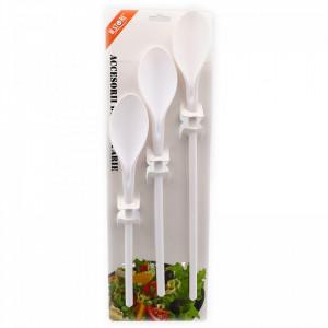 Set 3 bucati linguri pentru salata