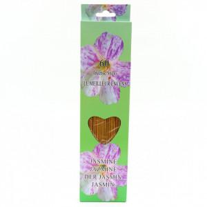 Set 60 buc, Betisoare parfumate, aroma Iasomie, 26 cm