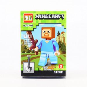 Set de constructie Lego, Diamond Steve, Figurina