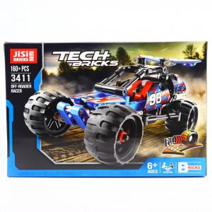 Set de constructie technic Buggy, 160 piese