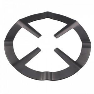 Suport Metal pentru ochi de aragaz, 13.4 cm, Negru