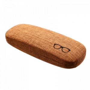 Toc / Etui pentru ochelari, Maro deschis