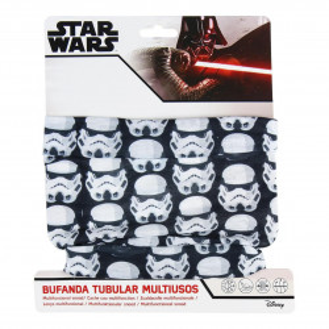 Esarfa Star Wars Stormtrooper, Gri / Negru
