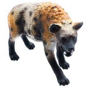Figurina animal salbatic, Hiena salbatica, 10 cm
