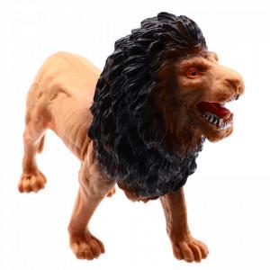 Figurina animal salbatic, Leu, 17 cm