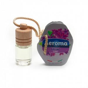 Odorizant auto sticluta, aroma Liliac, 5 ml