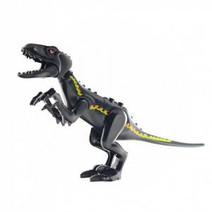 Set de constructie dinozauri, Black Indominus Rex