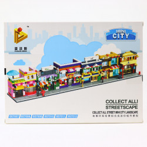 Set de constructie Lego, Magazin de echipamente sportive, 153 piese