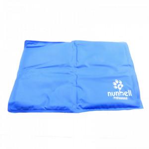 Covoras profesional racoritor pentru animale, Nunbell, Albastru, 40x30 cm