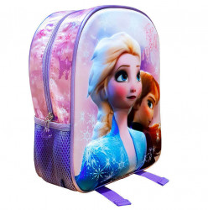 Ghiozdan Elsa si Anna Frozen, 31 x 27 x 11 cm